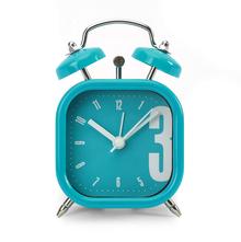 Table Alarm Clock Mini - @home by Nilkamal, Seagreen