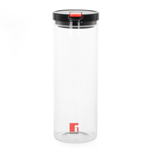 Bergner Borosilicate Plain Canister with Polypropylene Lid