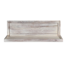 Nimkin 600 Wall Shelf - @home by Nilkamal, Ash White
