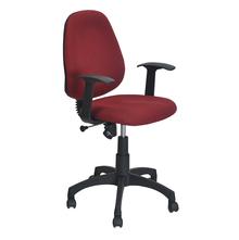 Nilkamal New Flair Office Chair, Maroon