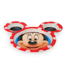 Minnie Face Chip & Dip Plate - @home by Nilkamal, Multicolor