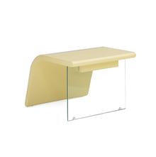 Patric Side Table - @home Nilkamal,  beige