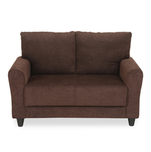 Etios Star 2 Seater Sofa - @home by Nilkamal, Cappuccino