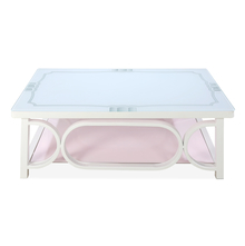 Nilkamal Bert Center Table, White