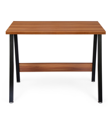 Hansun Computer Desk, Walnut