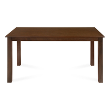 Alice 6 Seater Dining Table, Antique Cherry