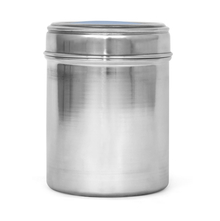 Plain 650 ml Stainless Steel Container with Seethru Lid, Silver
