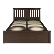 Montreal King Bed With Storage, Espresso