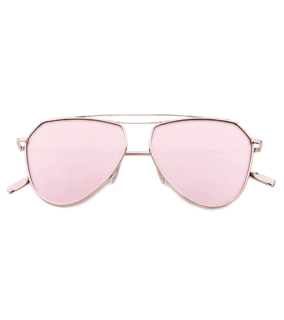 New Age Sunglasses (Rose Gold)