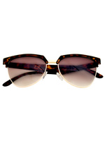Venetian Sunnies (Animal Print)