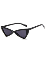 Butterfly Effect Black Sunglasses