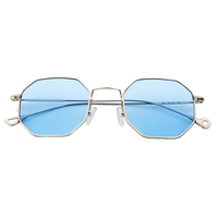 Funky Town Sunglasses (Light Blue Lens)