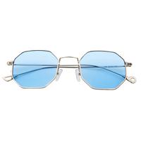 Funky Town Sunglasses (Light Blue Lens)