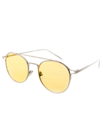Style For Miles Sunglasses (Light Yellow Lens)