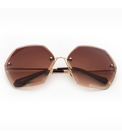 Milano Sunnies (Brown)