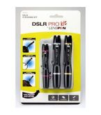 LENSPEN NDSLRK-1 NEW DSLR PRO KIT W/CLOTH