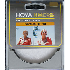 HOYA FILTER HMC SKYLIGHT 1B, 52.0mm