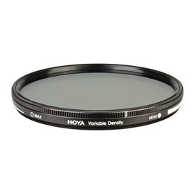 Hoya ND Veriable Density filter, 72.0mm