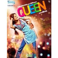 Queen, dvd, hindi