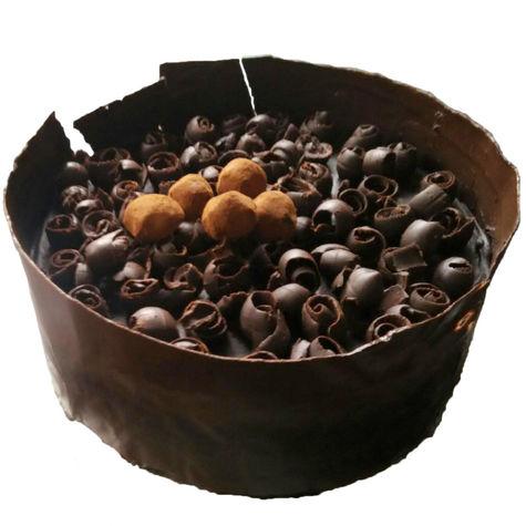 Dark Fantasy Chocolate cake