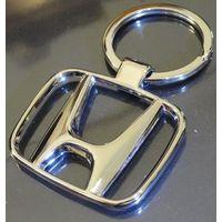 SuperDeals Honda Full Metal Key Chain