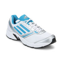 ADIDAS ROLF WHITE SHOES, 8