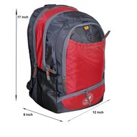 Laptop bag (MR-88-RED-GRY)