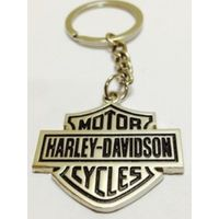 SuperDeals Harley Davidson Full Metal Key Chain