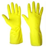 SuperDeals PVC Hand Gloves