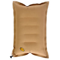SuperDeals Khaki Air Pillow