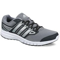 ADIDAS GALACTIC GREY SHOES, 9