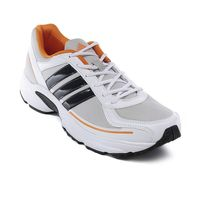 ADIDAS GALBA GREY SHOES, 10