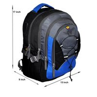 Laptop bag (MR-1125-T-BLU-BLK)