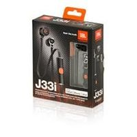 JBL J33i earphones black