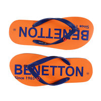 United Colours of Benetton Slipper, orange, 42