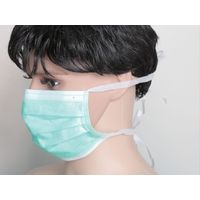 SuperDeals Disposable Tie Masks 50pc
