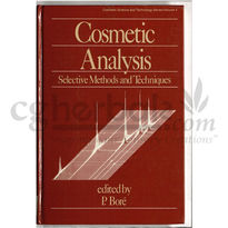 Cosmetic Analysis: Selective Methods and Techniques, Vol. 4