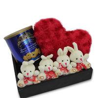 Valentine Cookies Hamper