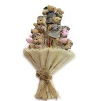Gift Teddy Bouquet