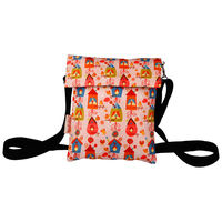 Stylish Designer Sling Bag with multicolor print for Girls/Women, nsb006-7jpg