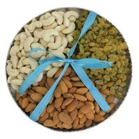 Dry fruits in a thali