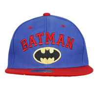 Capskart Snapback Fashion Cap with Batman Embroidery