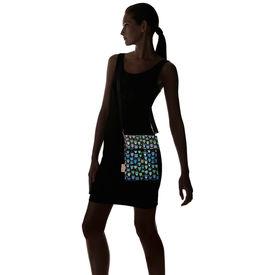 Stylish Designer Sling Bag with multicolor print for Girls/Women, nsb005-7jpg