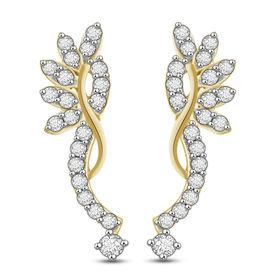 Eve Diamond Earrings- BATS0522ER