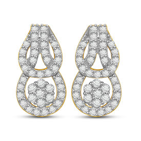 Diamond Earrings - AMPS0202ER
