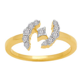 Diamond Rings - DAR045A, si - ijk, 12, 14 kt