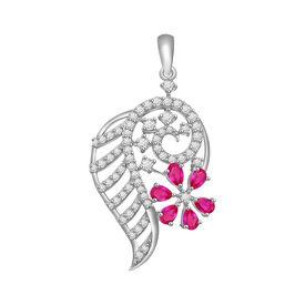 Awe-Inspiring Diamond Pendant - GUPS0468P