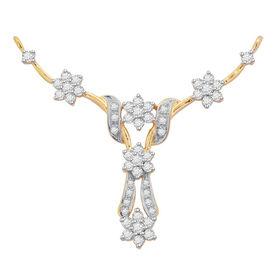 Diamond Mangalsutra - GUTS0071T
