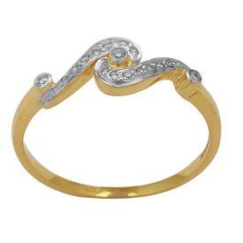 Diamond Rings - BAR2274SJ, si - ijk, 12, 14 kt