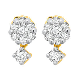 Diamond Earrings - BAPS227ER